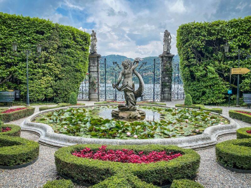 Gita fuori porta da Milano - Villa Carlotta