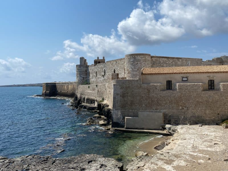 Castello Maniace - Siracusa - Sicilia Orientale
