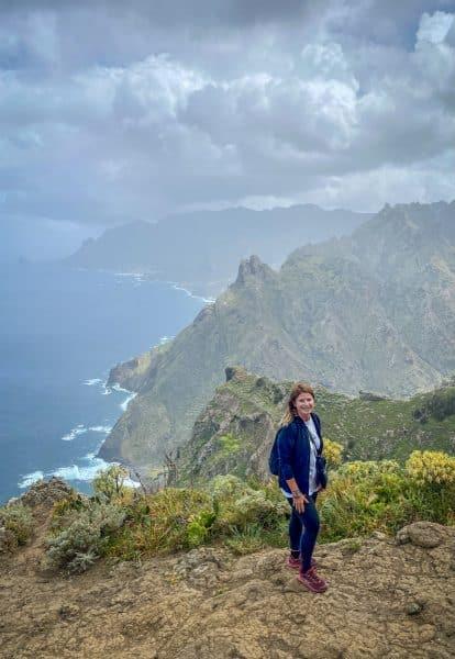 Trekking  a Tenerife - Roque de Taborno
