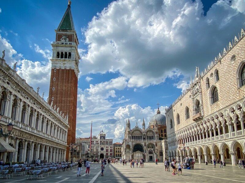 Piazza S. Marco - Venezia