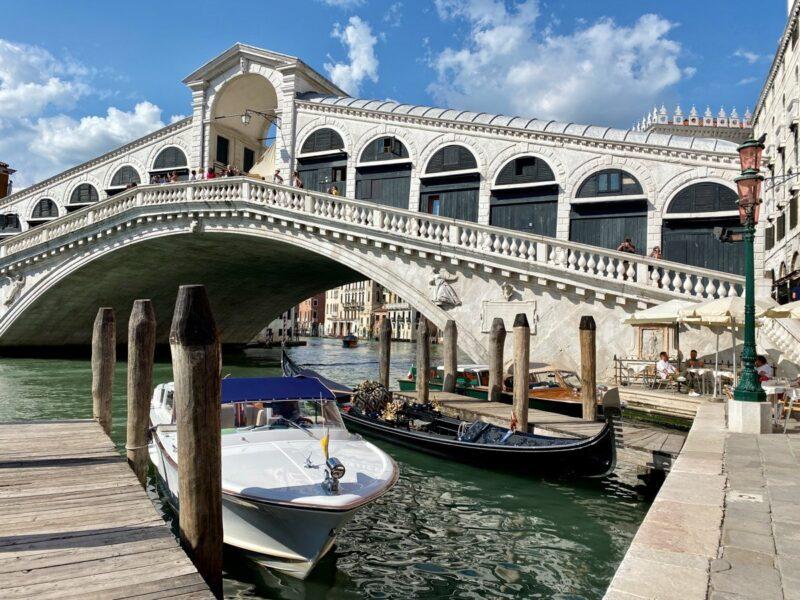 Ponte del Rialto- Venezia