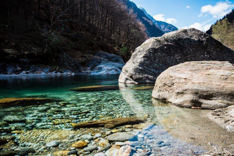 Gita fuori porta da Milano - Val Verzasca