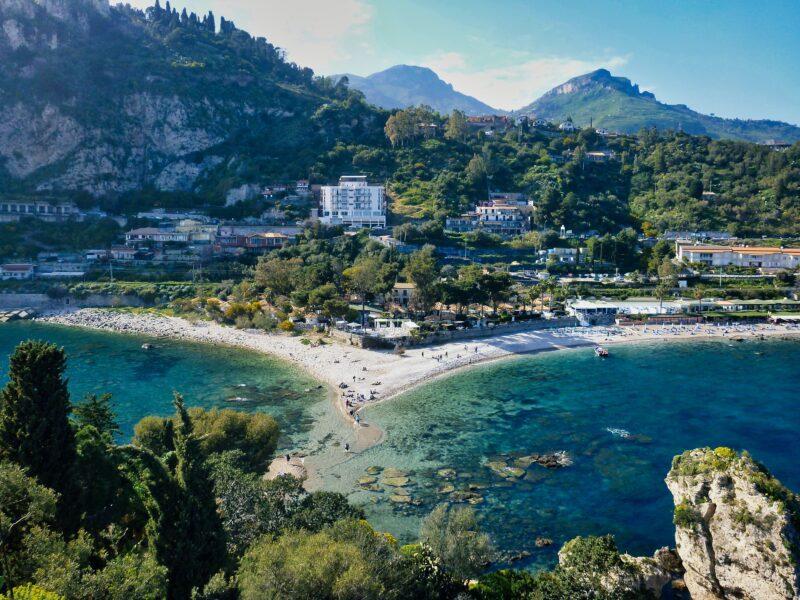 Spiaggia di Isola Bella- Taormina