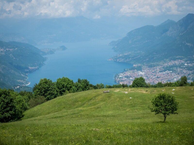Trekking vicino Milano - Corni di Canzo
