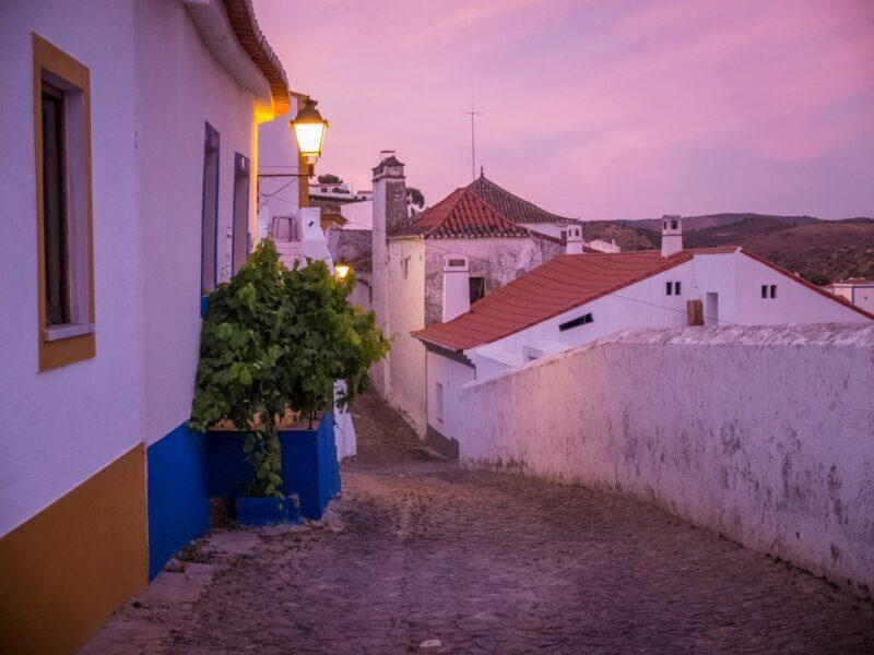 Mertola - Portogallo