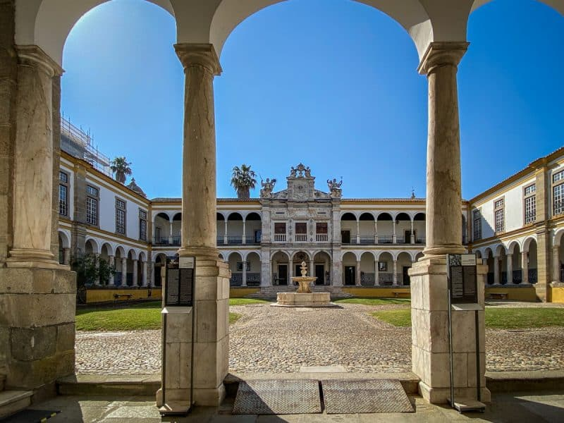 Università di Evora - Alentejo