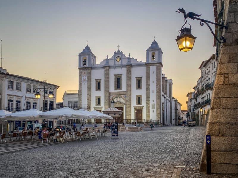 Evora - Portogallo