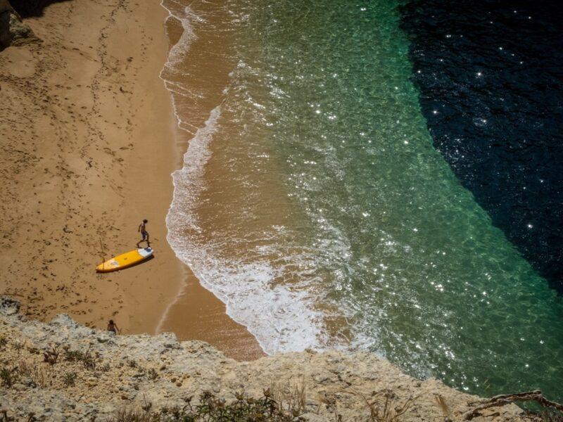 spiaggia dell'Algarve