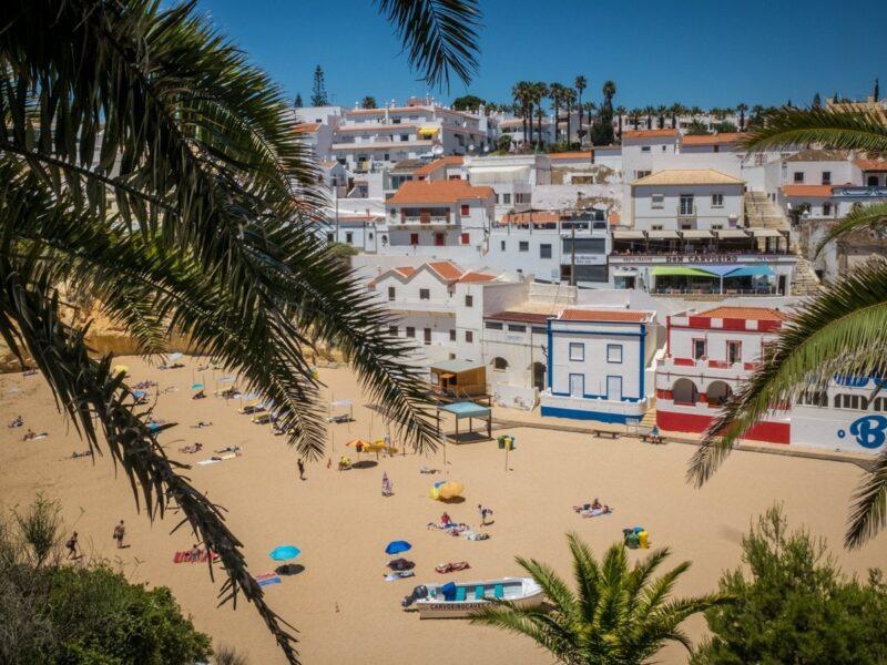 Carvoeiro - Portogallo
