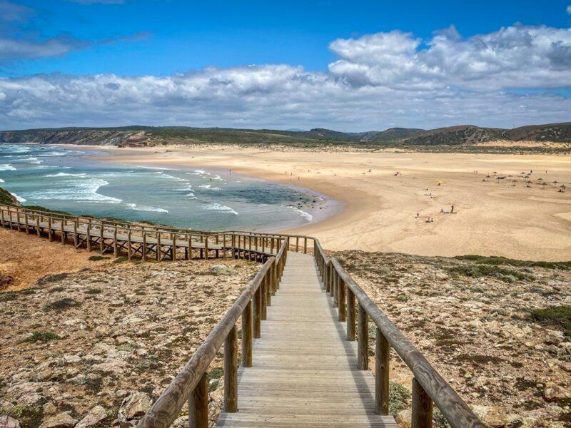 Praia de Carrapateira - Algarve