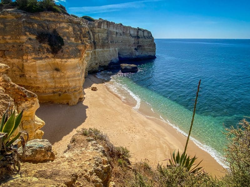 Percorso delle 7 Valli Sospese - Algarve