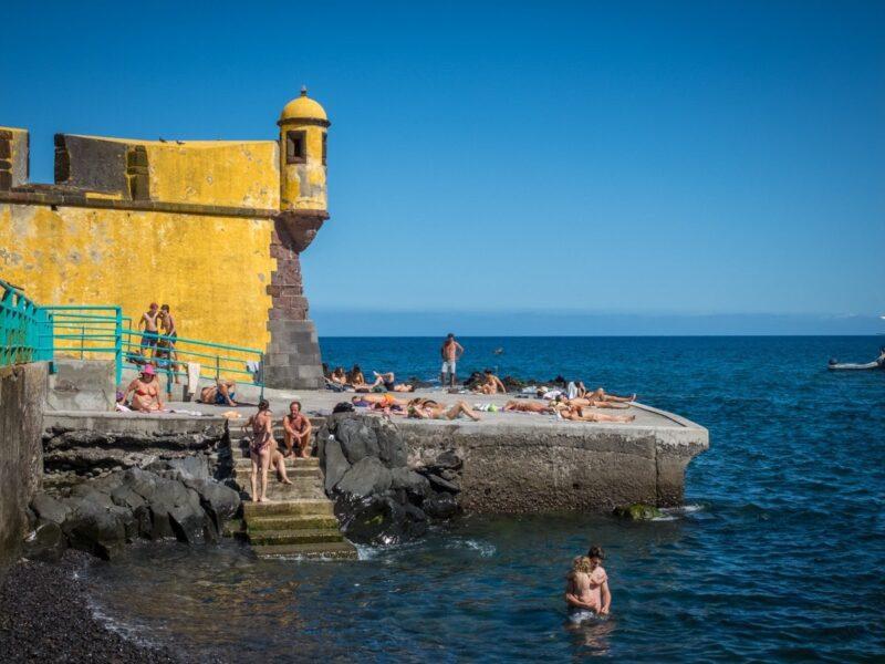 Cosa vedere a Madeira - Fortaleza de Santiago, Funchal