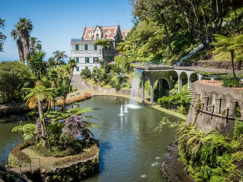 Cosa vedere a Madeira - Funchal - Monte Palace