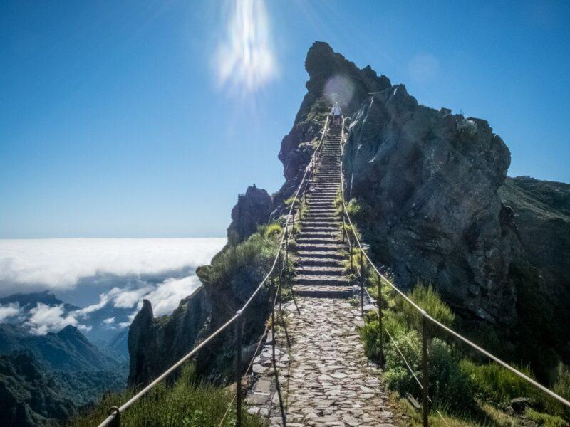 Trekking Pico Ruvio - Madeira