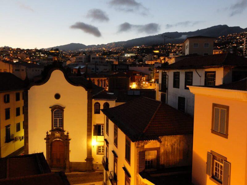 Vista dal Five Rooftop - Madeira