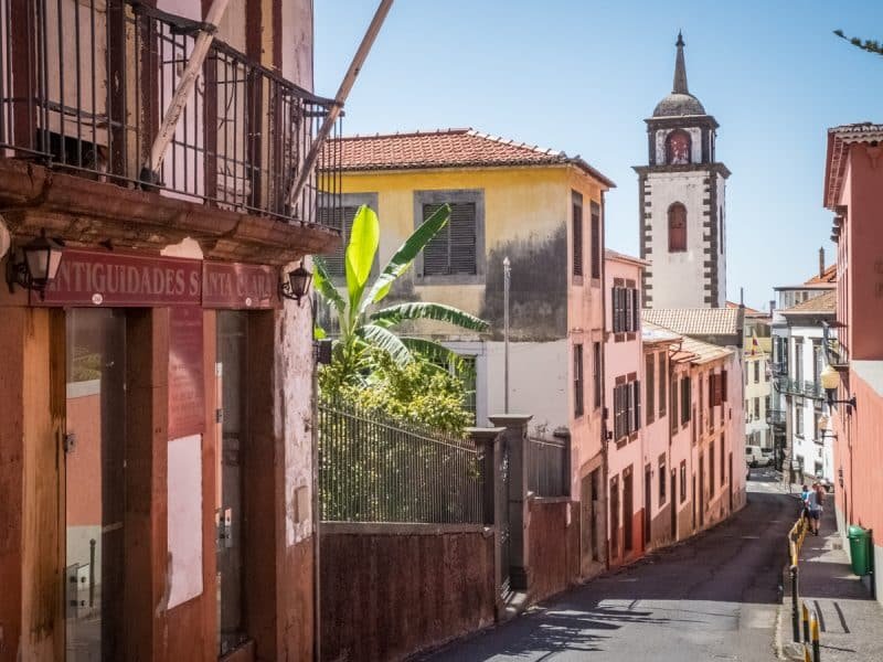 Cosa vedere a Madeira - Funchal