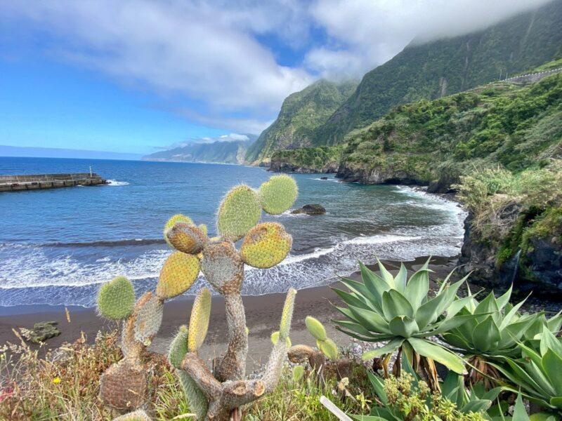 Spiaggia di Seixal - Madeira