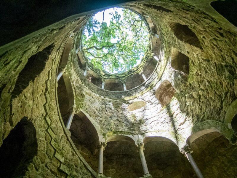 Quinta da Regaleira - pozzo dell'iniziazione