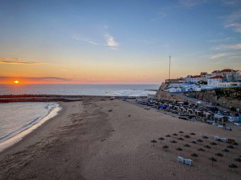 Ericeira al tramonto - Portogallo
