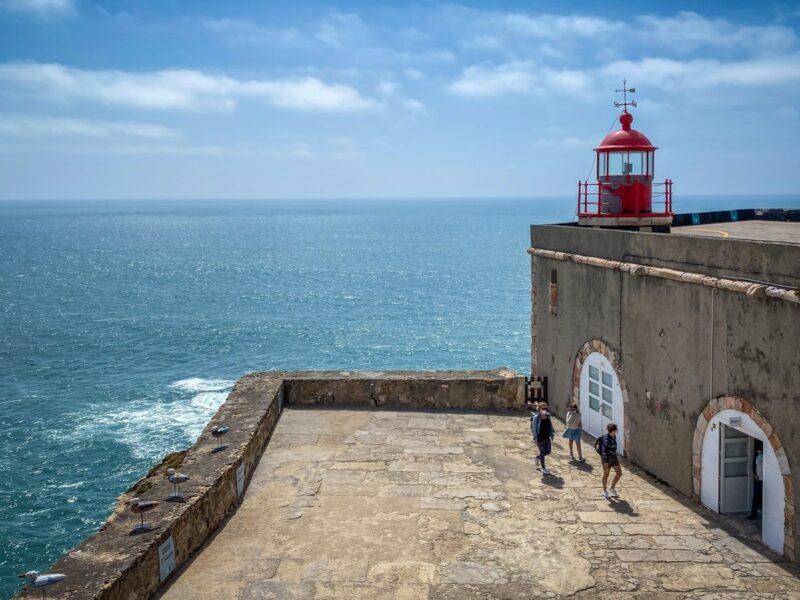 Faro di Nazarè - Portogallo