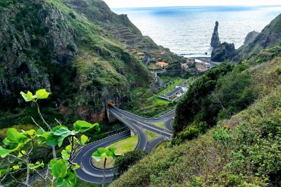strade a Madeira