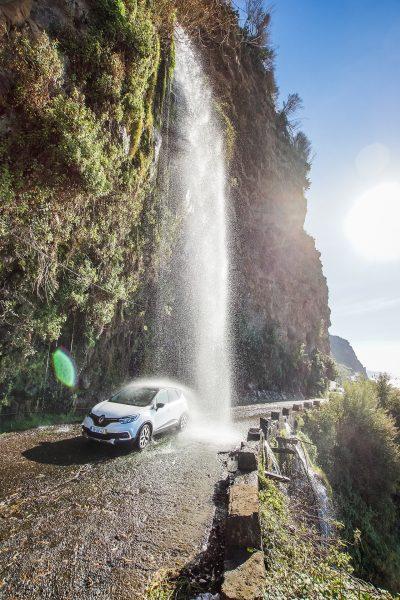 cascata a Madeira
