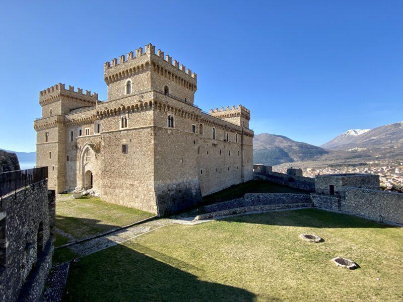 Castello Piccolomini - Celano