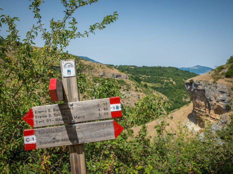 Cammino di Celestino - Parco Nazionale della Majella
