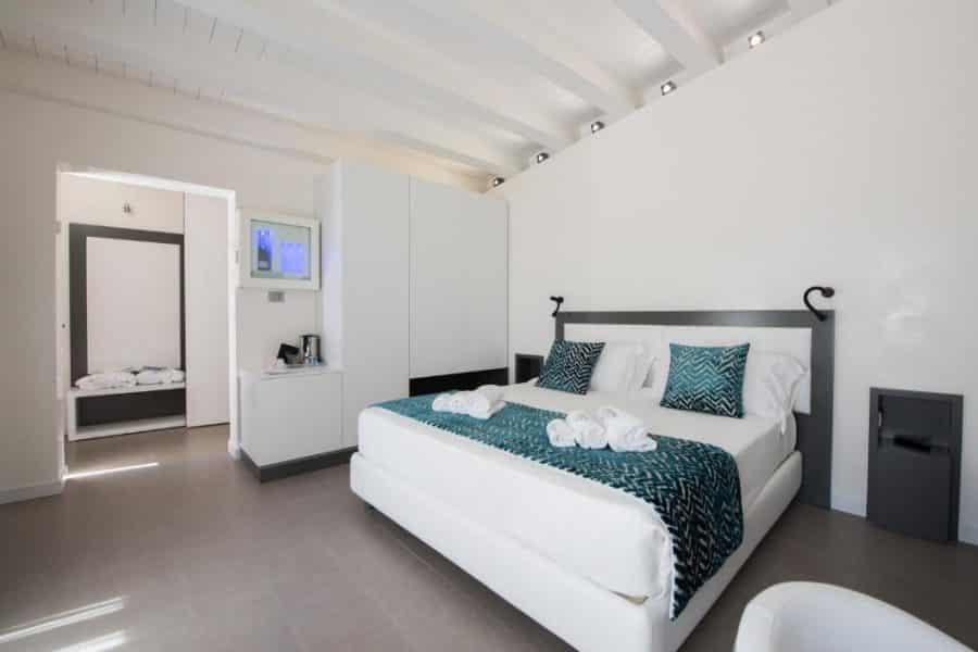 Hotel Caportigia - suite Deluxe