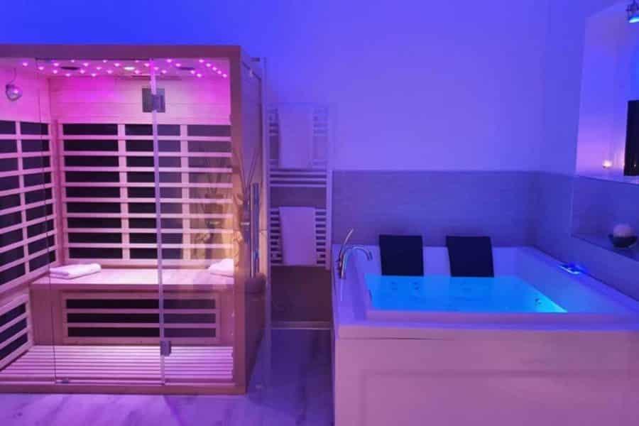 spa privata del The Secret Suite