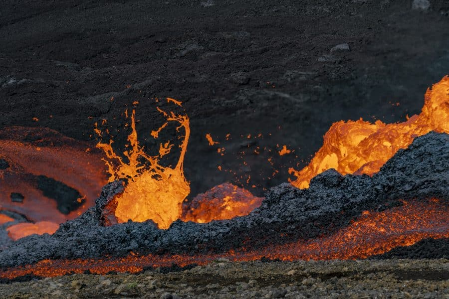 vulcano di Fagradalsfjall