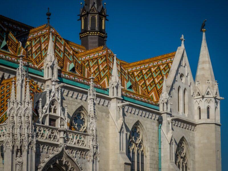 Cosa vedere a Budapest - Chiesa di Mattia