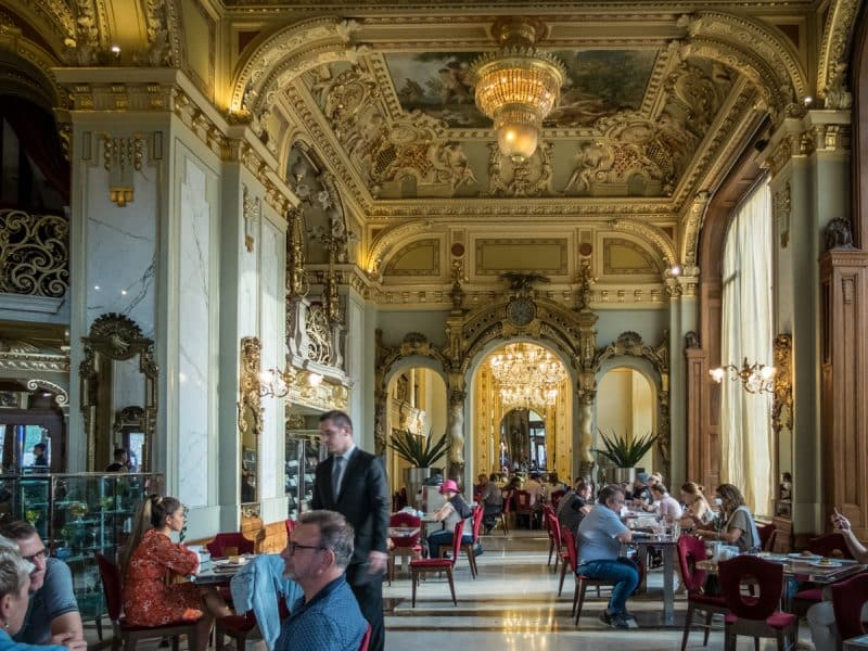 Cafè New York - Budapest