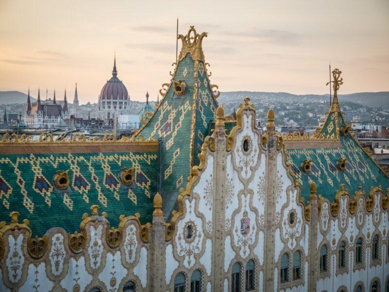 Edifico Secessione Budapest