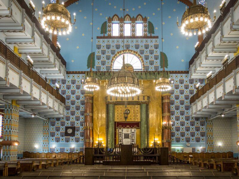 Sinagoga Rumbach - Budapest