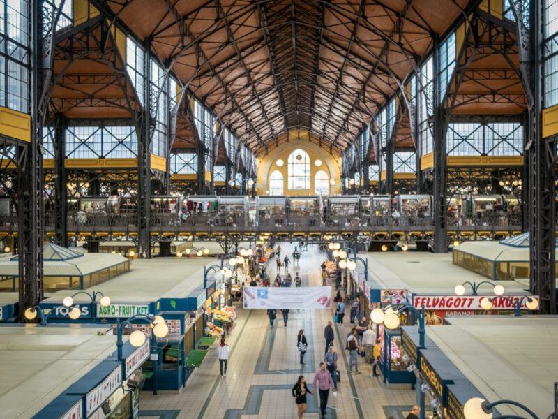 Mercato Centrale - Budapest