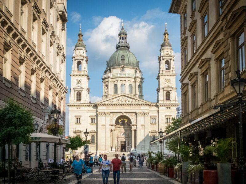 Basilica di Santo Stefano - Budapest