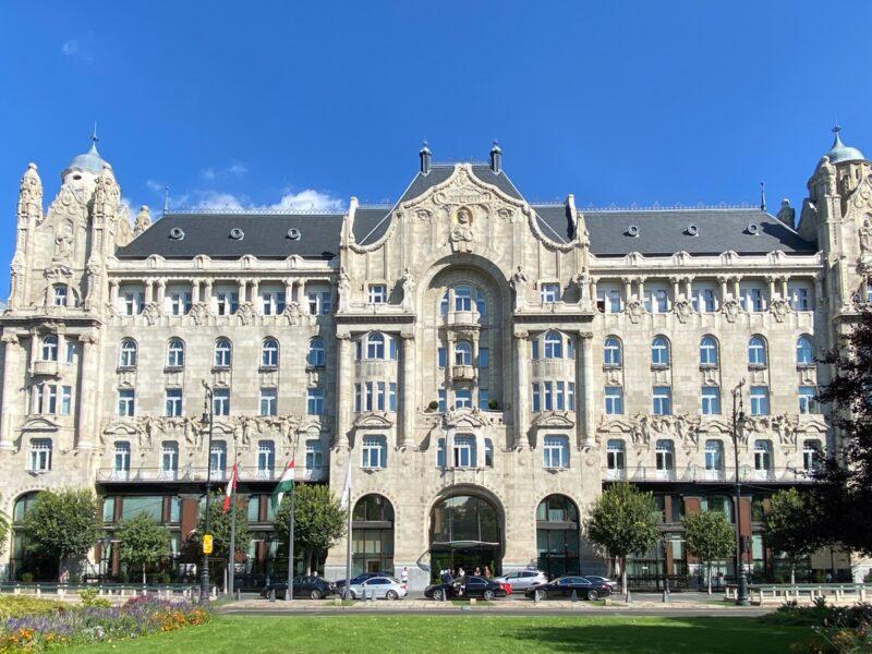 Palazzo Gresham (Budapest)