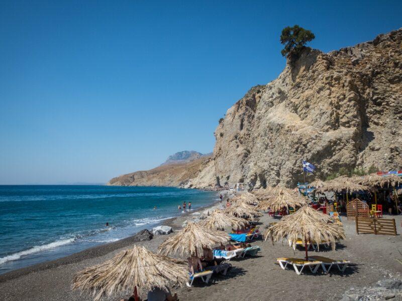 spiagge più belle di Kos - Therma Beach
