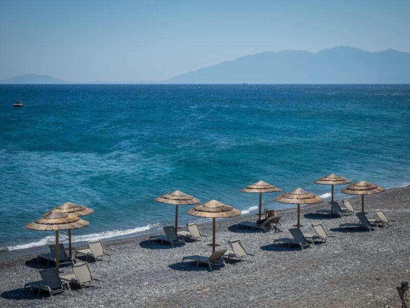 spiagge più belle di Kos - Ag Fokas