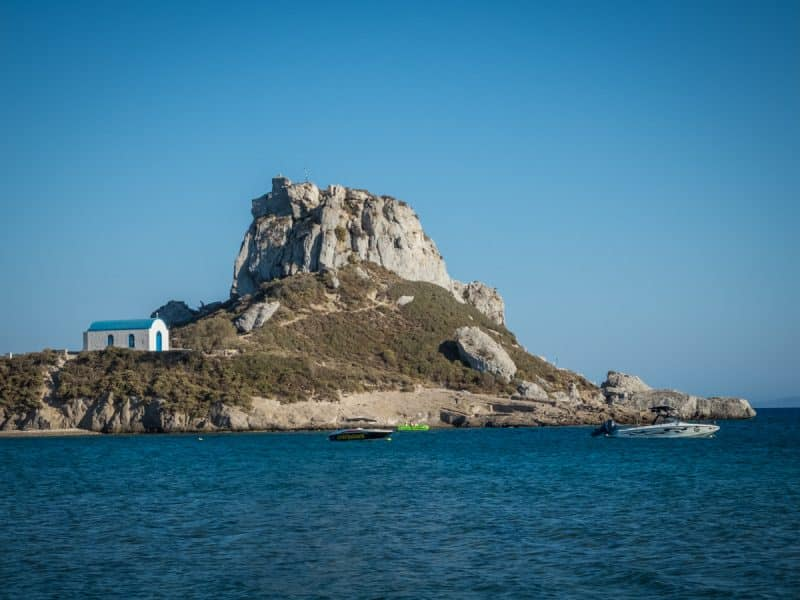 Kos-isoletta di Kastri