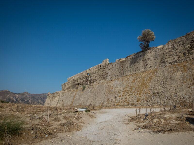 Kos - castello di Antimachia