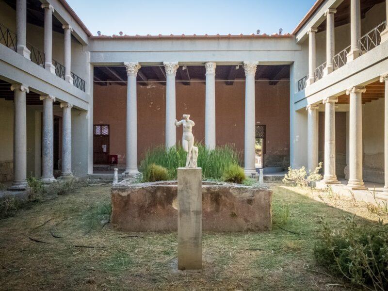 Kos Town - Casa Romana