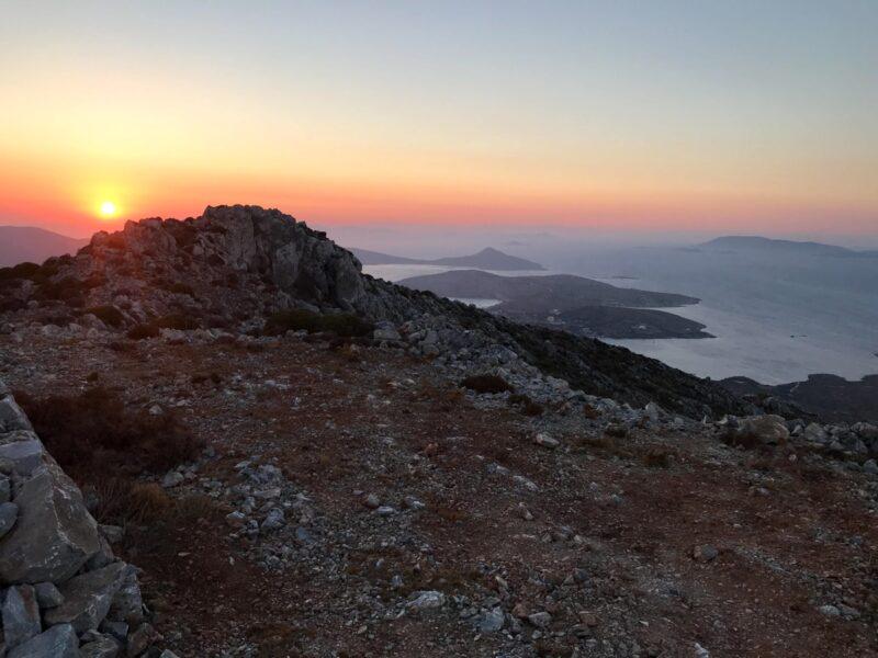 Leros - Monte Kidli