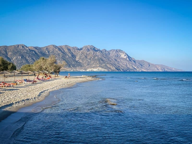 spiagge più belle di Kos - Kardamena