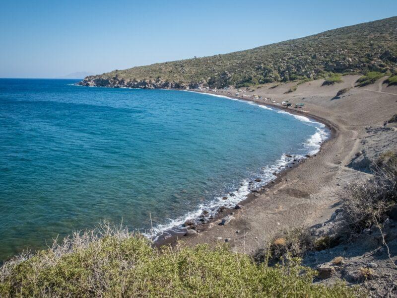 Nisyros - Ammos Beach
