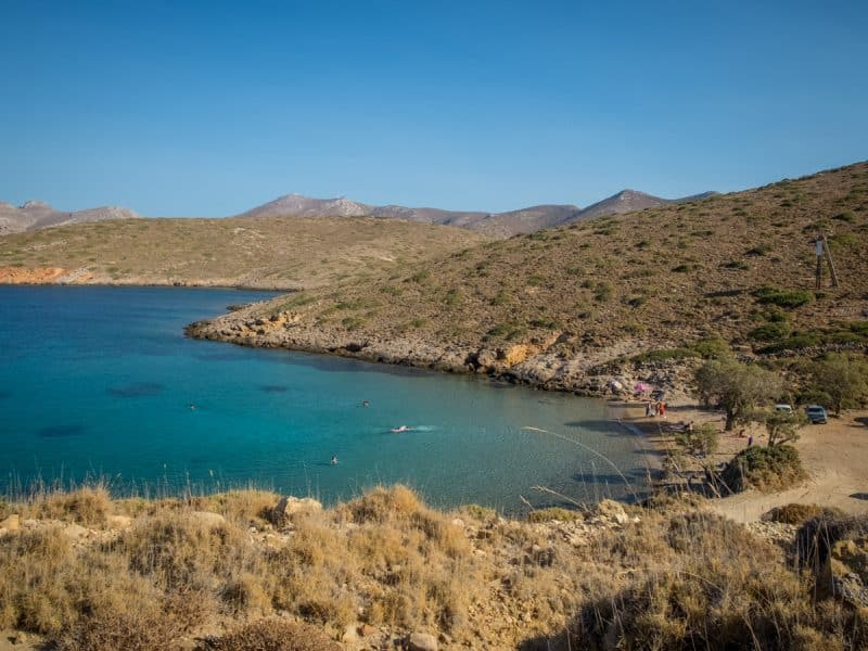 Spiagge di Leros