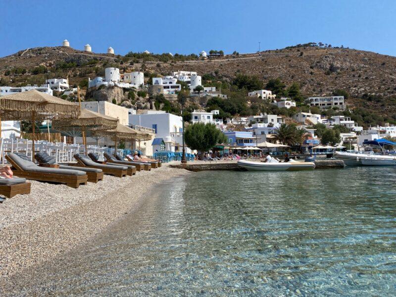 spiaggia di Pandeli - Leros
