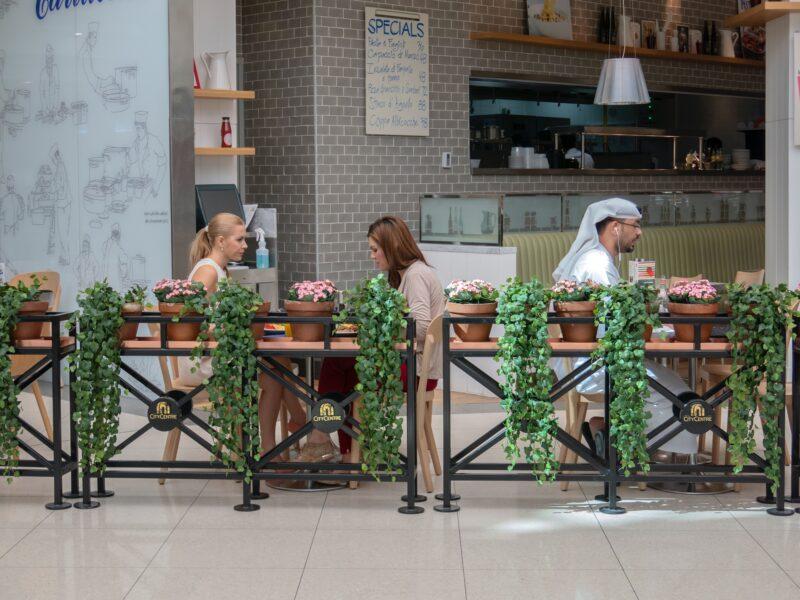 dove mangiare Dubai