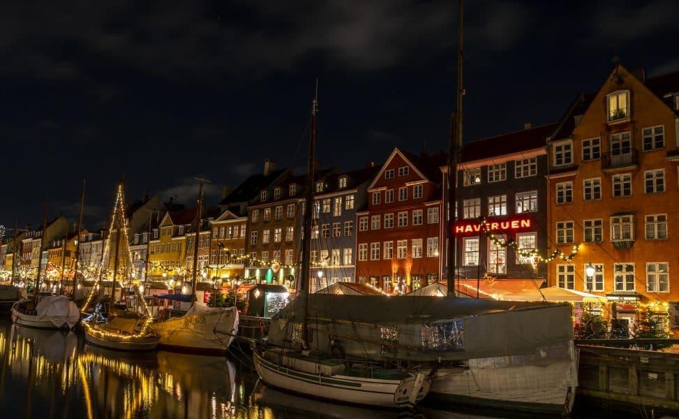 Capodanno nelle capitali europee:  Copenaghen